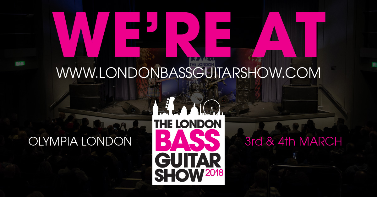 London_Bass_Guitar_Show_2018
